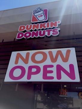New San Fernando Valley Dunkin' Donuts in Encino, CA